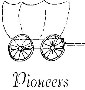 36 best images about pioneer day on pinterest clip art for Lds pioneer coloring pages