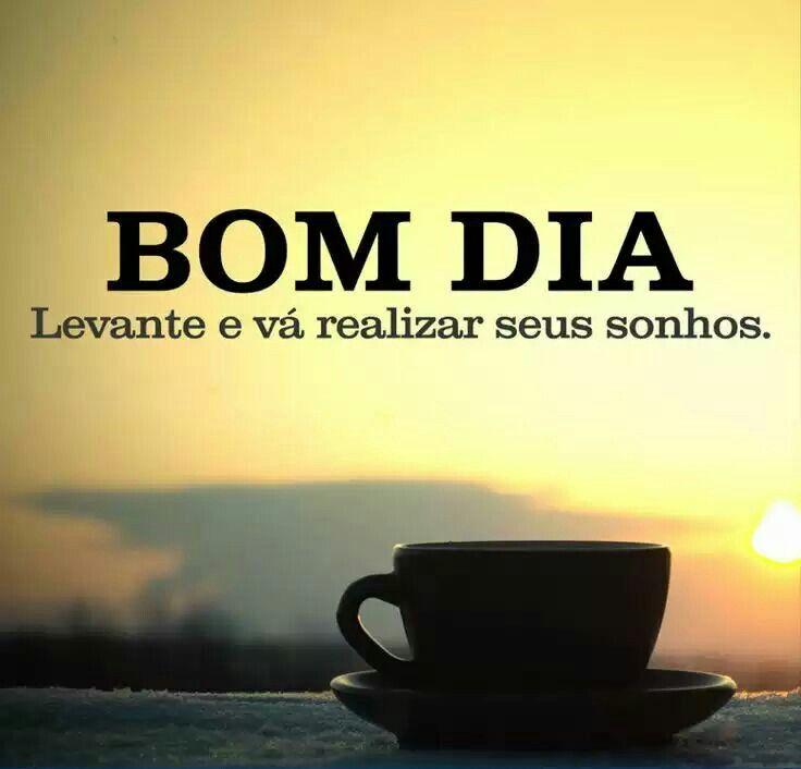 Bom dia                                                                                                                                                      Mais