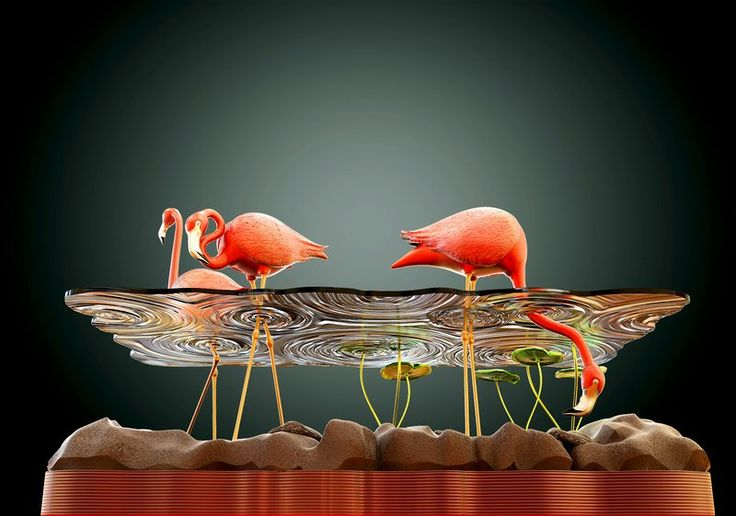 Beautiful-Table-Concept-Like-Flamingos-in-A-Pond-6