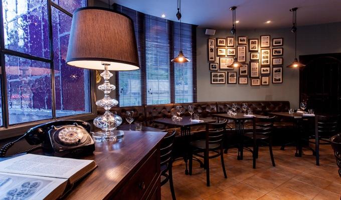 Otto Locanda Restaurant, Spore: Locanda Open, Locanda Restaurant, Otto Ristor, Otto Locanda, Food And Drinks, Eight In Amber, Conservation Building, Locanda Otto, Building Steep