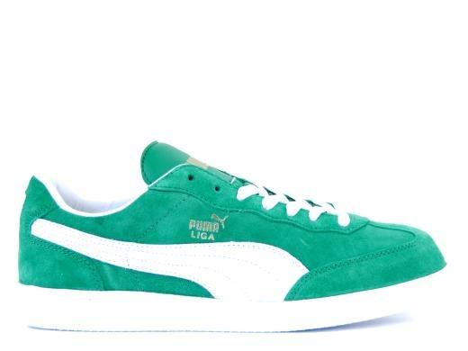 Puma Liga Suede Grün