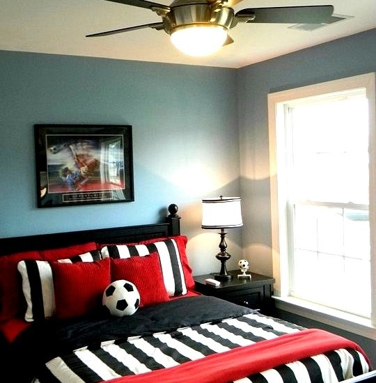 24 Best Football Themed Bedrooms Images On Pinterest: 77 Best Soccer Bedroom Ideas Images On Pinterest