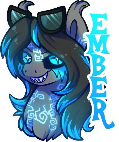 Ember - Menu Icon by TechTalkPony.deviantart.com on @DeviantArt