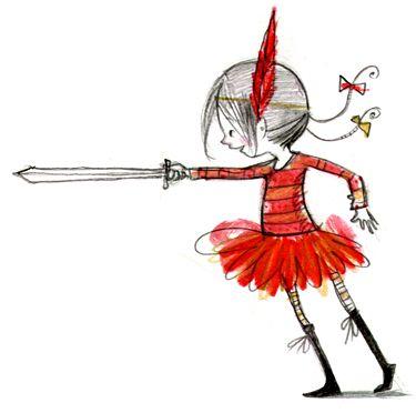 Una niña luchadora - Abigail Halpin