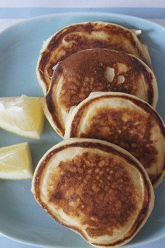 Pikelet Recipe