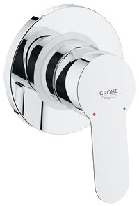 BauEdge Single-lever shower mixer 29040000