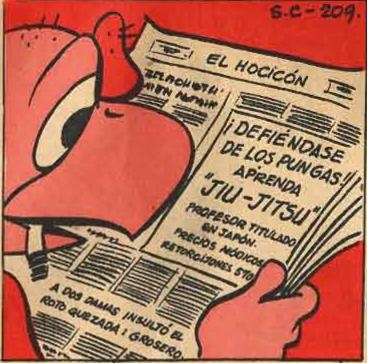 """Reflauta! Leyendo la portada de """"El Hocicón"""""""