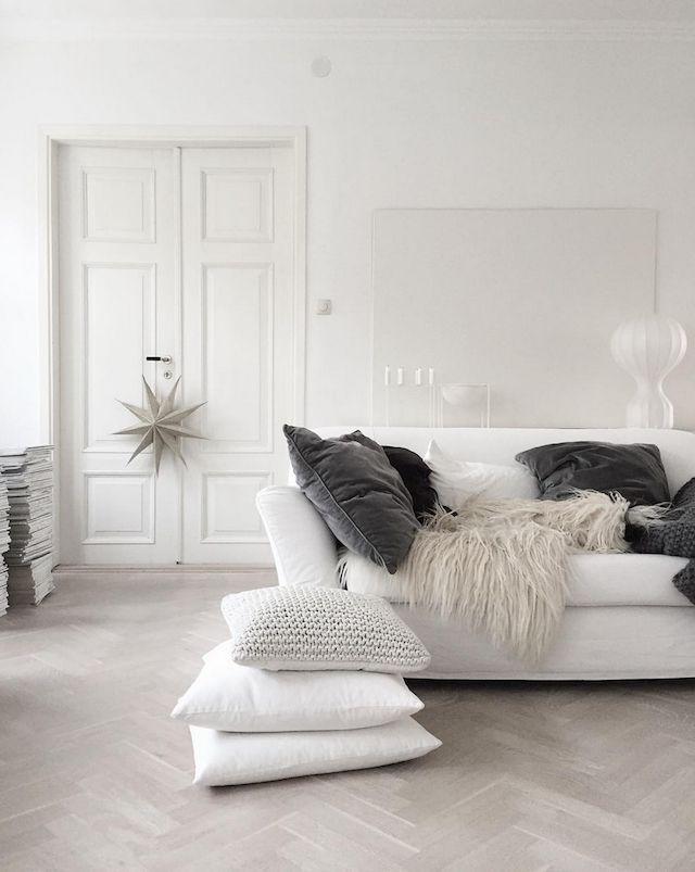 Die besten 25+ skandinavische Chaiselongues Ideen auf Pinterest - skandinavisch wohnen wohnzimmer