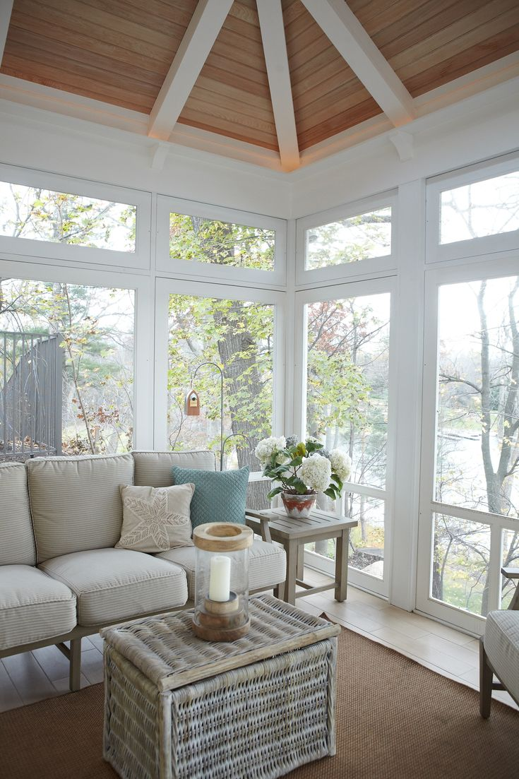 180 Best Images About Four Season Porch Ideas On Pinterest Fireplaces Four Seasons And Window