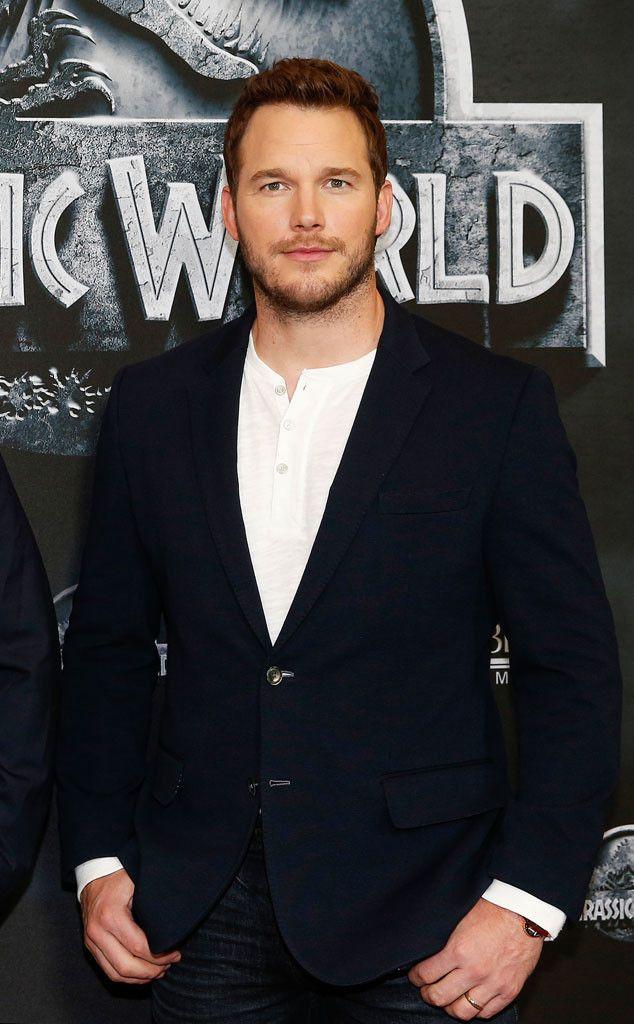 """Chris Pratt Has Signed on for """"38"""" More Jurassic World Sequels!  Chris Pratt"""
