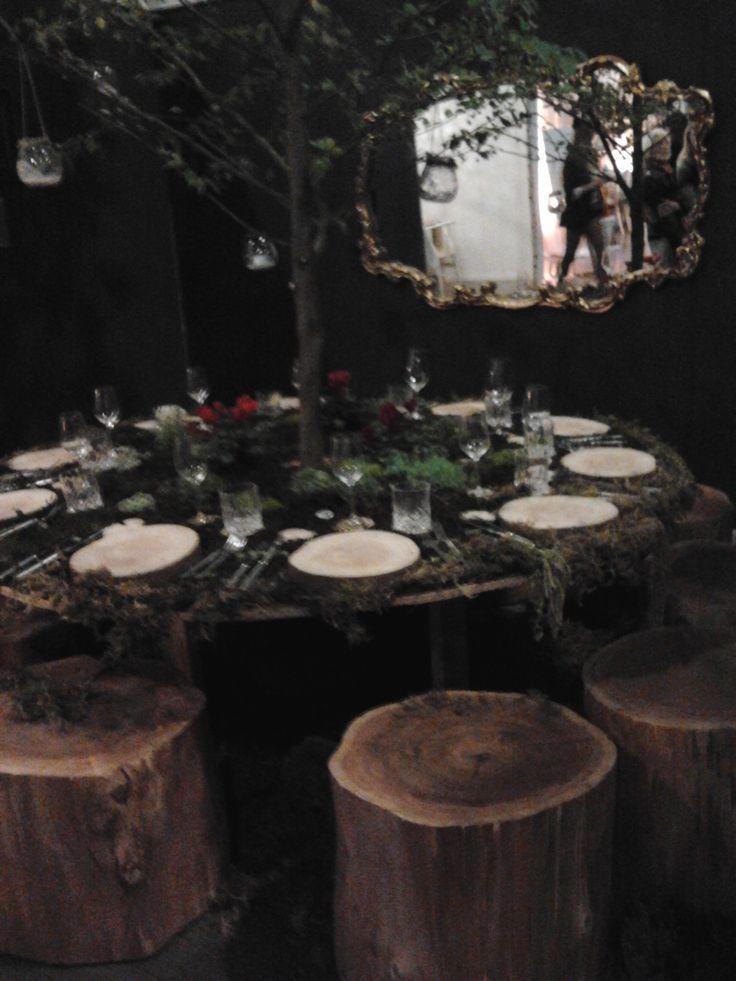 A Fairyland Setting
