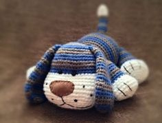 Amigurumi Knitted Animals : Best 25+ Knitted stuffed animals ideas on Pinterest