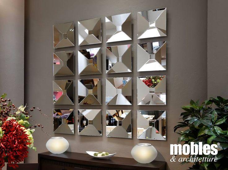 10 Inspiring Home Design Ideas Using Dramatic Mirrors