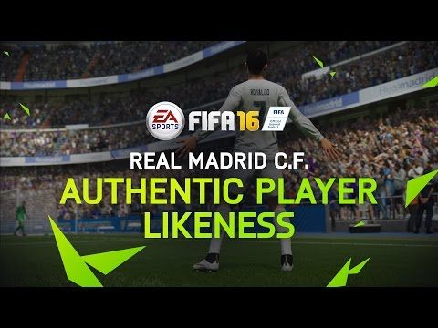 Real Madrid Forms Hi-Tech Partnership With EA Sports