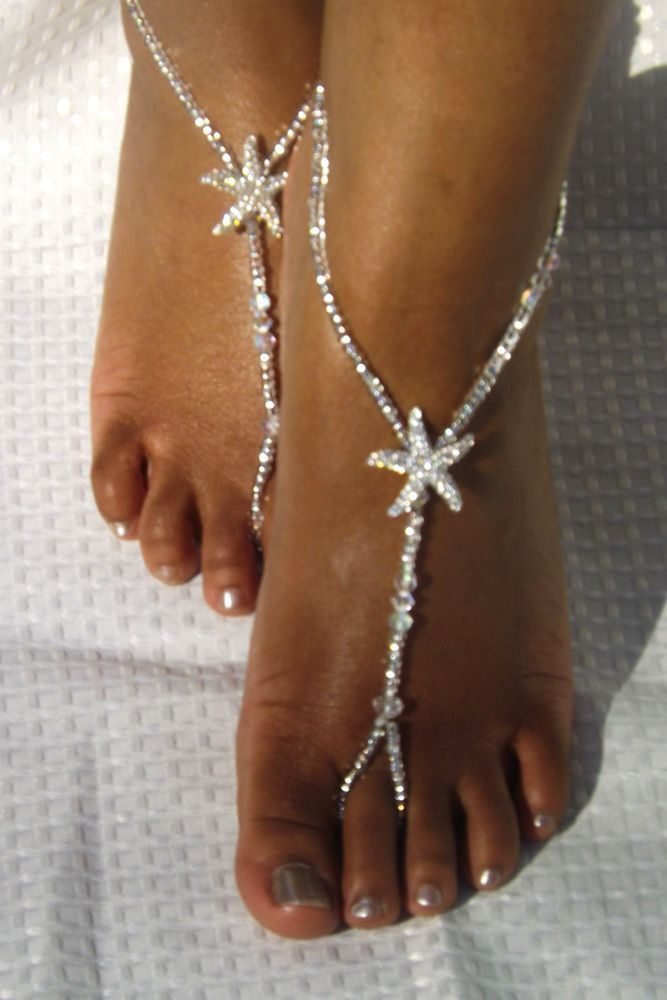 Beach Wedding Shoes That Inspire ❤ See more: http://www.weddingforward.com/beach-wedding-shoes/ #weddings #BeachWedding