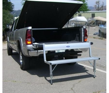 Bench Fold Down Or Pull Out From Side Of Camper Campers