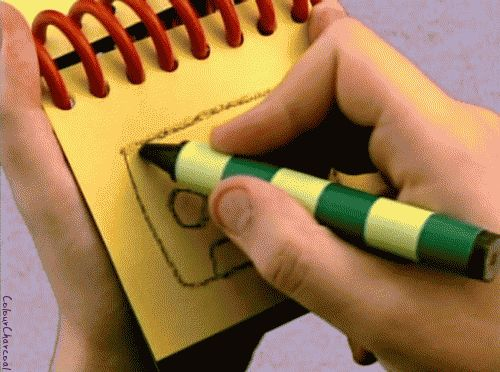 Having anxiety attacks because you couldn't draw half as fast as Steve on Blue's Clues. | 18 Things Only Nick Jr. Kids Will Remember