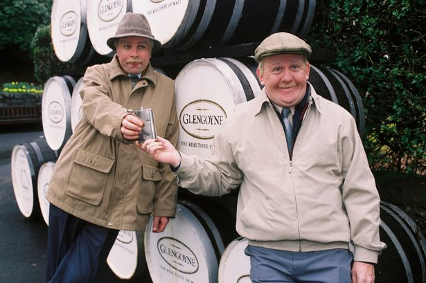 Still Game cast admit they have 'upped their game' for the new ...