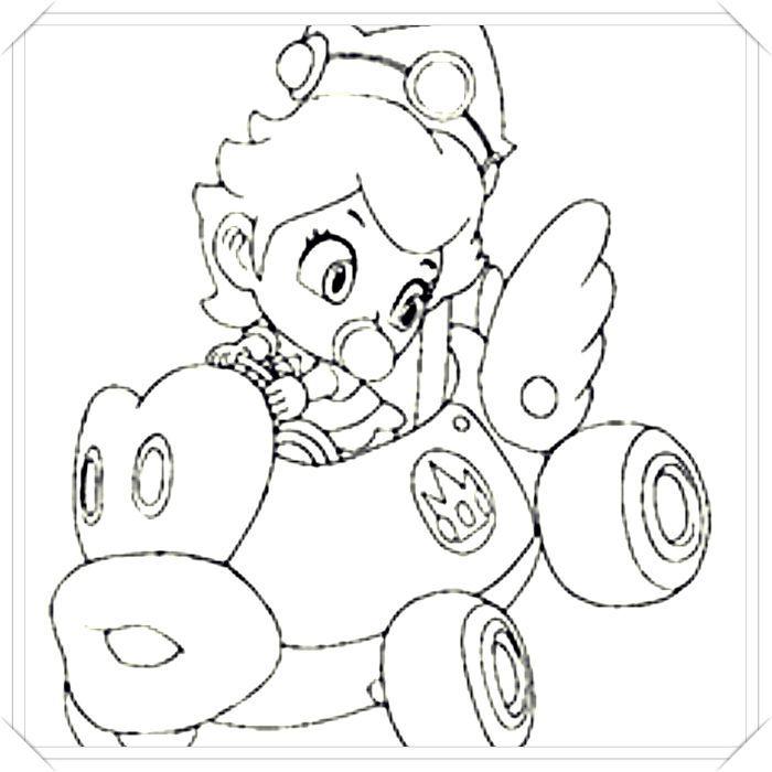 Los Mas Lindos Dibujos De Princesas Para Colorear Y Pintar A Todo Color Imagenes Prontas Para D Mario Coloring Pages Coloring Pages Super Mario Coloring Pages