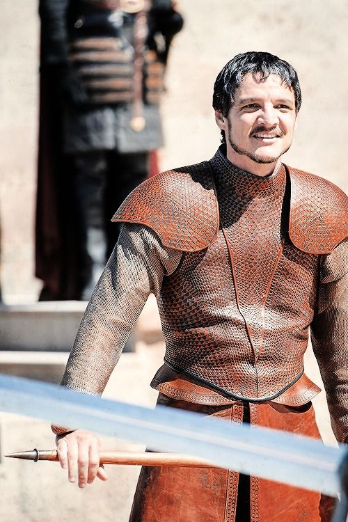 game of thrones oberyn fight