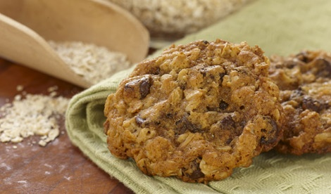 Oatmeal Chocolate Chip Cookies | Desserts - Cookies and Bars | Pinter ...