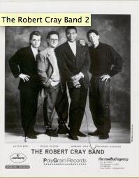 Robert Cray - The Robert Cray Band 2, $10.00 (http://shop.robertcray.com/the-robert-cray-band-2/)