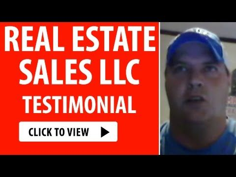 Real Estate Sales LLC  Reviews & Testimonials
