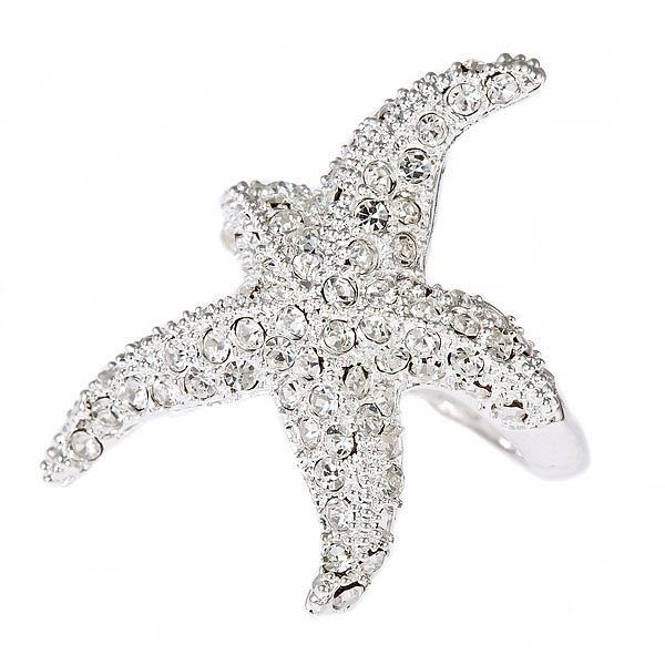 Starfish Ring - Reg. $25 - Nautical Jewelry - Shop by Collection