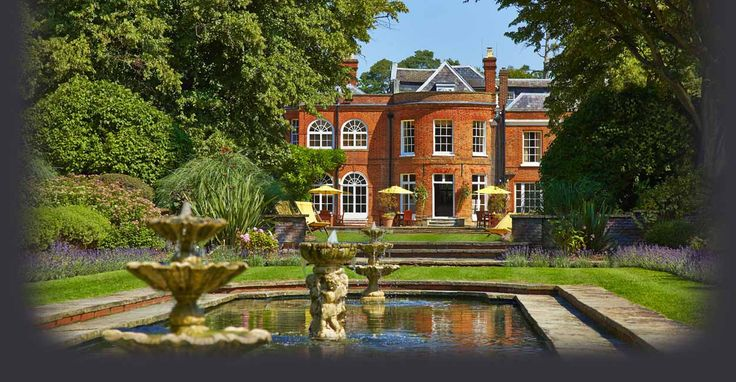 Royal Berkshire Hotel | Luxury Country House Venue in Ascot