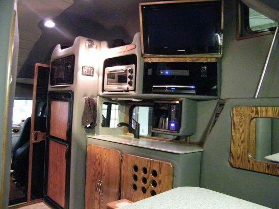 Custom Semi Truck Sleeper Interior Brokeasshome Com