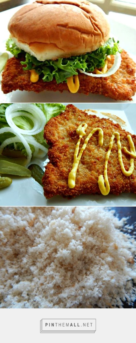 The Iowa Pork Tenderloin Sandwich | Frugal Hausfrau  For the best BPT, make your own bread crumbs!  http://frugalhausfrau.com/2015/01/25/iowa-pork-tenderloin-sandwich/