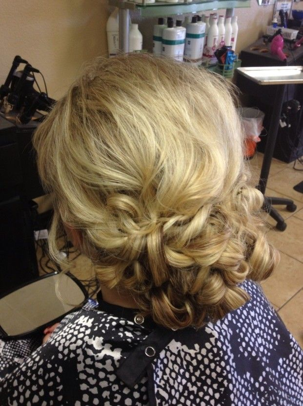17 Best Images About Updos 2015 On Pinterest Low Loose