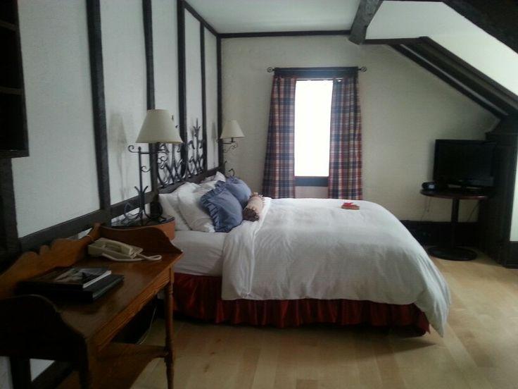Ivey room 9 in the woollen mill building
