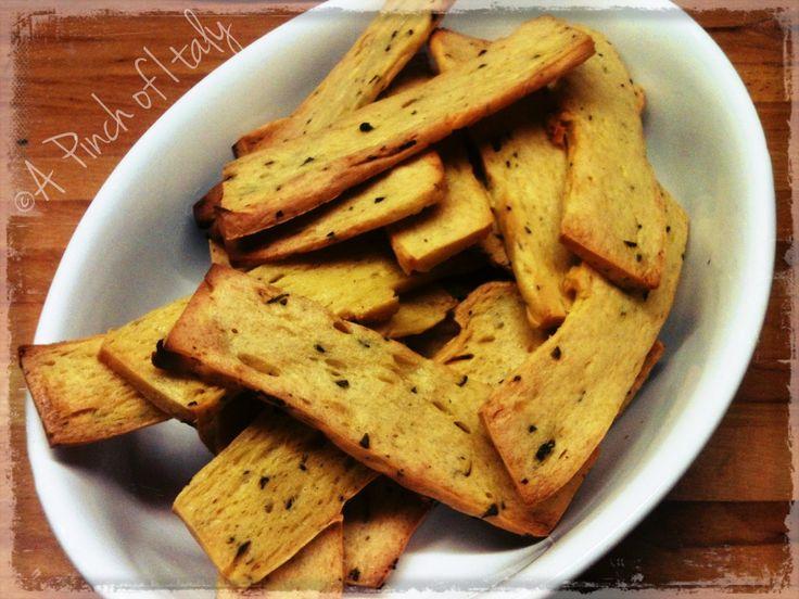 Panelle di ceci al forno, ricetta senza glutine, a Pinch of Italy