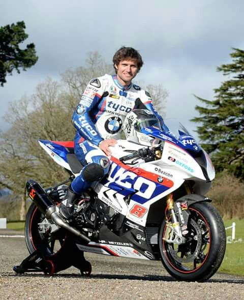 He looks damn good on that! Can't wait to see him handle it :) #TycoBMW