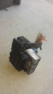 00 01 02 Mercedes ML320 Anti-Lock Brake W163 ABS Brake Pump Module 1634310712