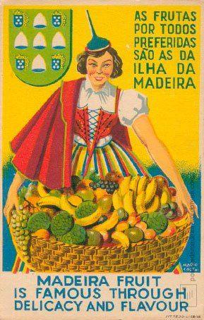 As frutas por todos preferidas são as da Ilha da Madeira - Mário Cost