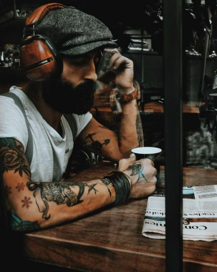 25 best ideas about old school tattoo rose on pinterest tattoo school rosas old school and - Manchette homme tatouage ...