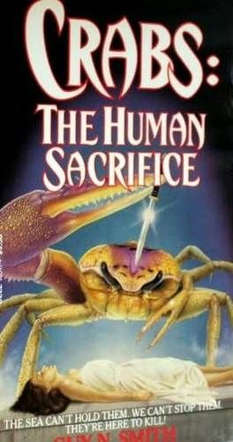 Crabs: The Human Sacrifice by Guy N. Smith