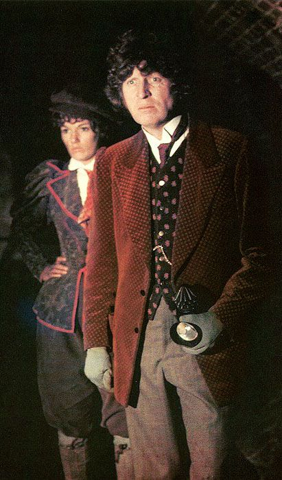 The 4th Doctor and Leela  sc 1 st  Pinterest & 532 best The Doctor images on Pinterest | The doctor Doctor who and ...