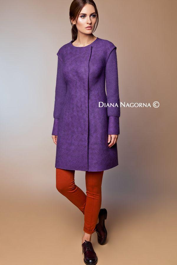 Персональный сайт дизайнера Diana Nagorna