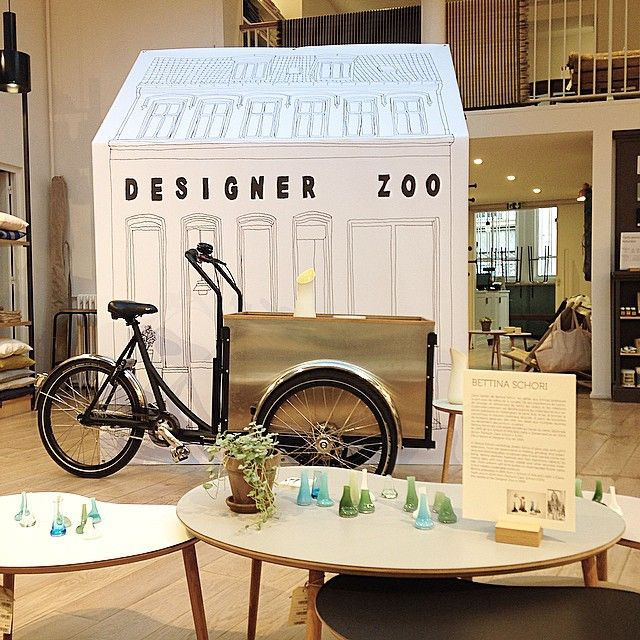 New event! Designer Zoo Copenhagen sort de Copenhague! 1er au 20 juin @Dzoo.dk #ddays @DDAYS_Paris