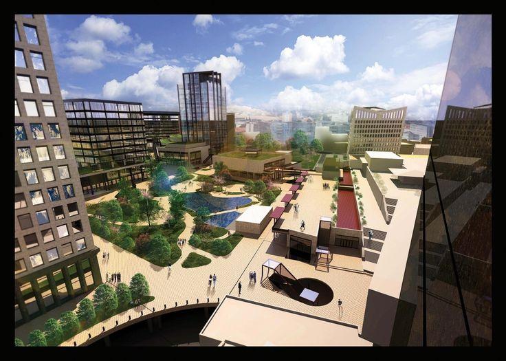 Openville, orașul din inima Timișoarei, a cărui investiție făcută de Iulius Mall Management Group se ridică la suma de 220 de milioane de euro, a început astăzi să prindă contur. Ansamblul care va avea în interior și cea mai înaltă clădire din România, de 155 de metri, dar care va c…