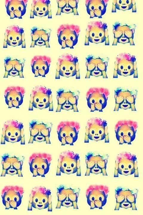 Emoji fondo de pantalla