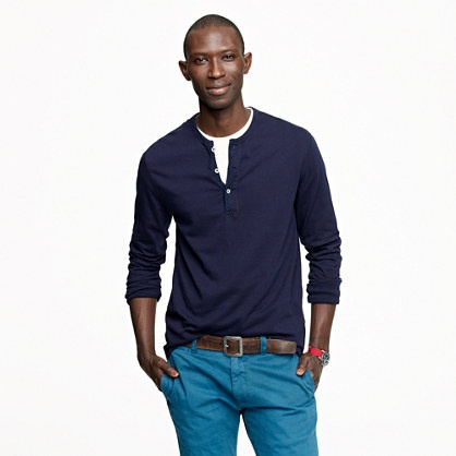 78 Best Images About Wearing Henley 39 S On Pinterest Mens