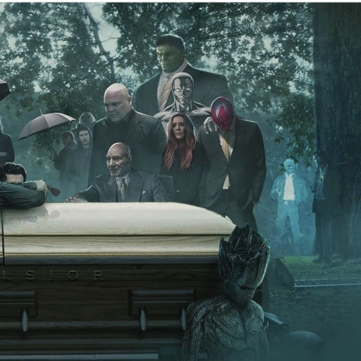 Stan Lee power move, make a cameo at your own funeral. But honestly, RIP Stan Lee Abby
