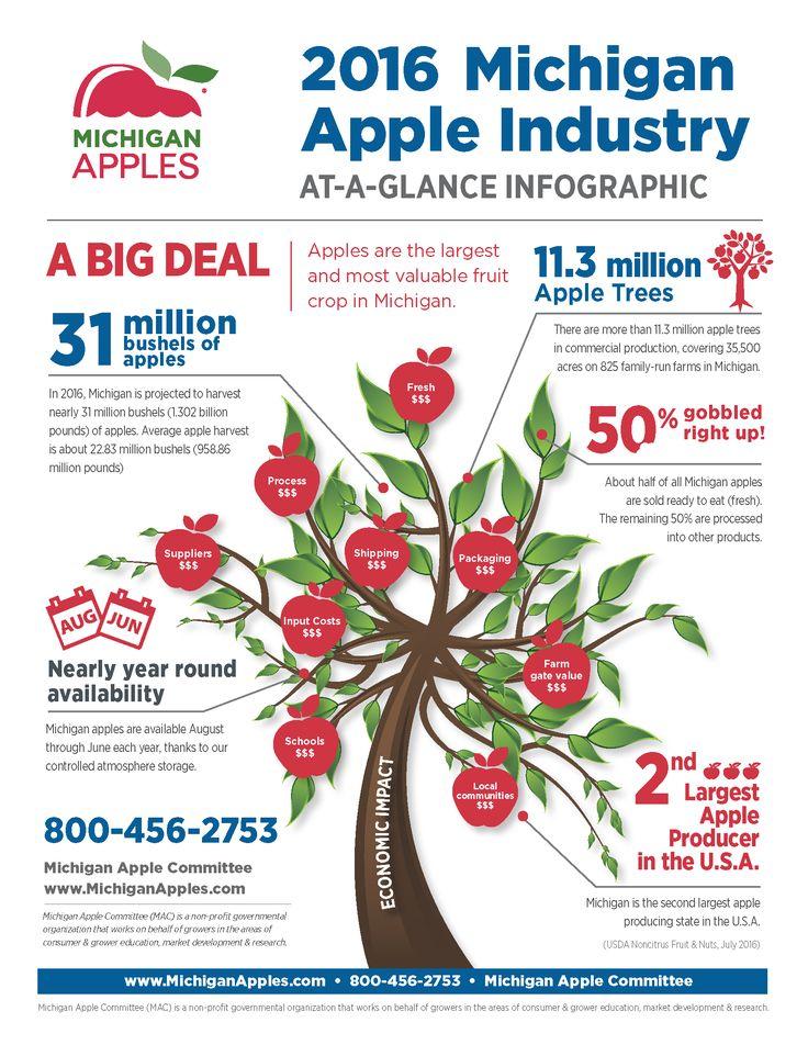 Michigan Apple Facts   Michigan Apple Committee