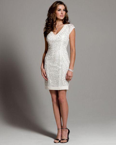 Vestido Branco Elegante