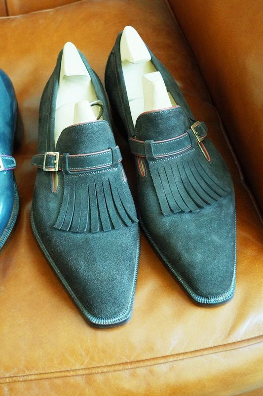 Preforated Dress Shoes