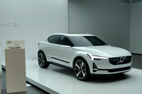 """MUST SEE """" 2017 Volvo 40.2 concept"""", 2017 Concept SUV Photos and Images, 2017 All New SUVs, TOP 2017 SUV RELEASES"""